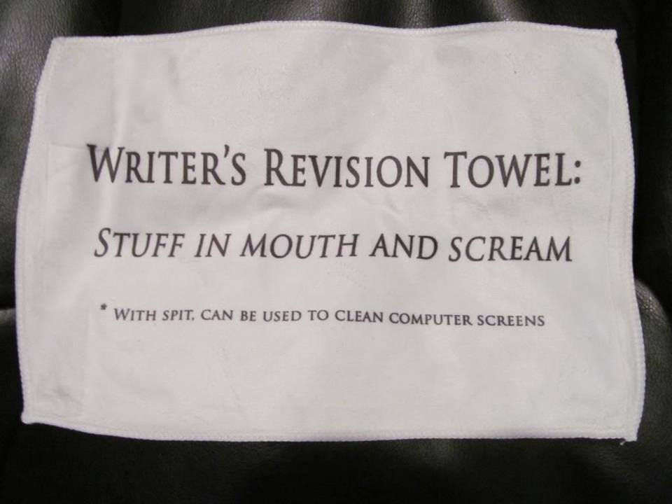 writer towel