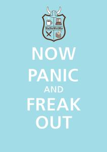Nanowrimo Panic