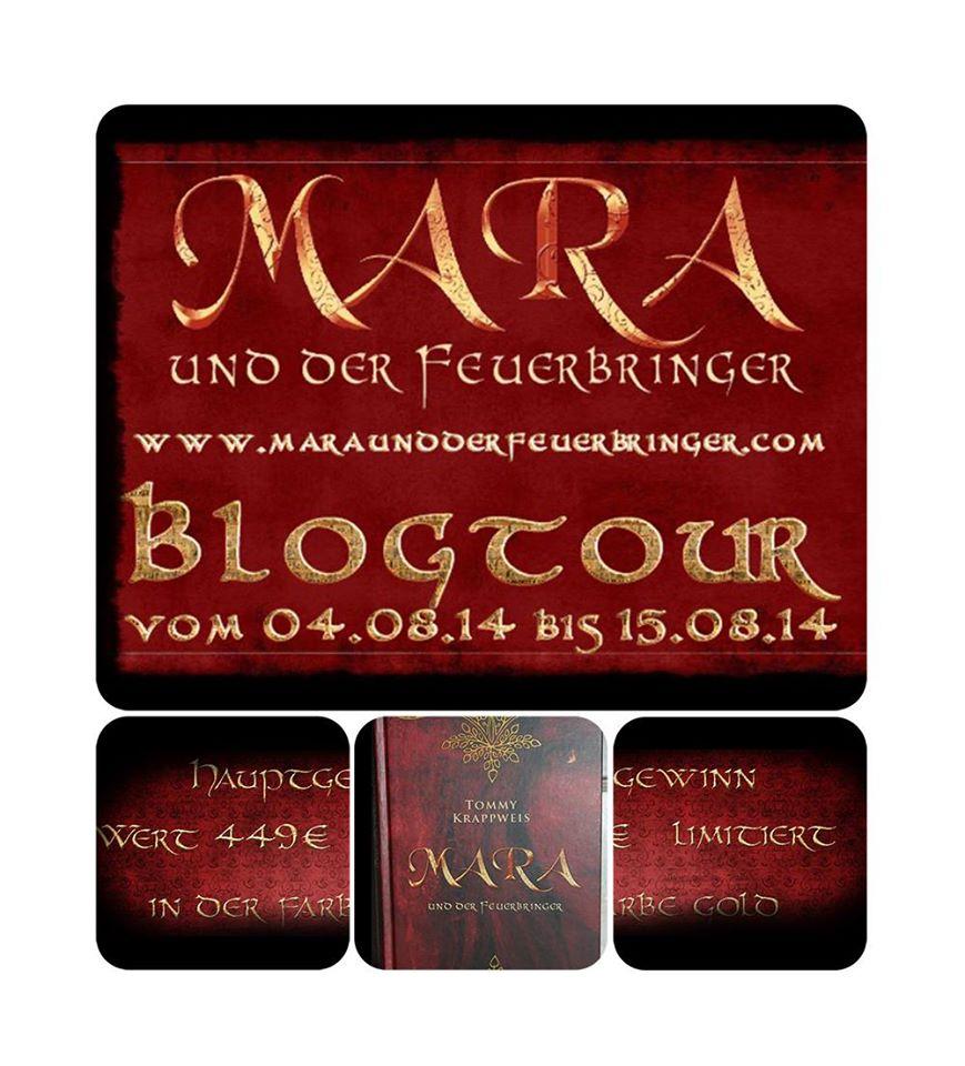 Blogtour Mara Ankündigungsteaser
