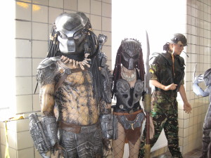 FaRK 2014 Aliens und Predator