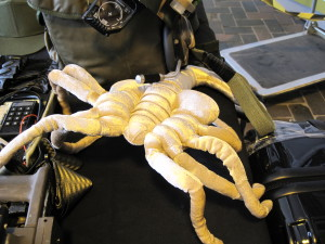 FaRK 2014 Facehugger