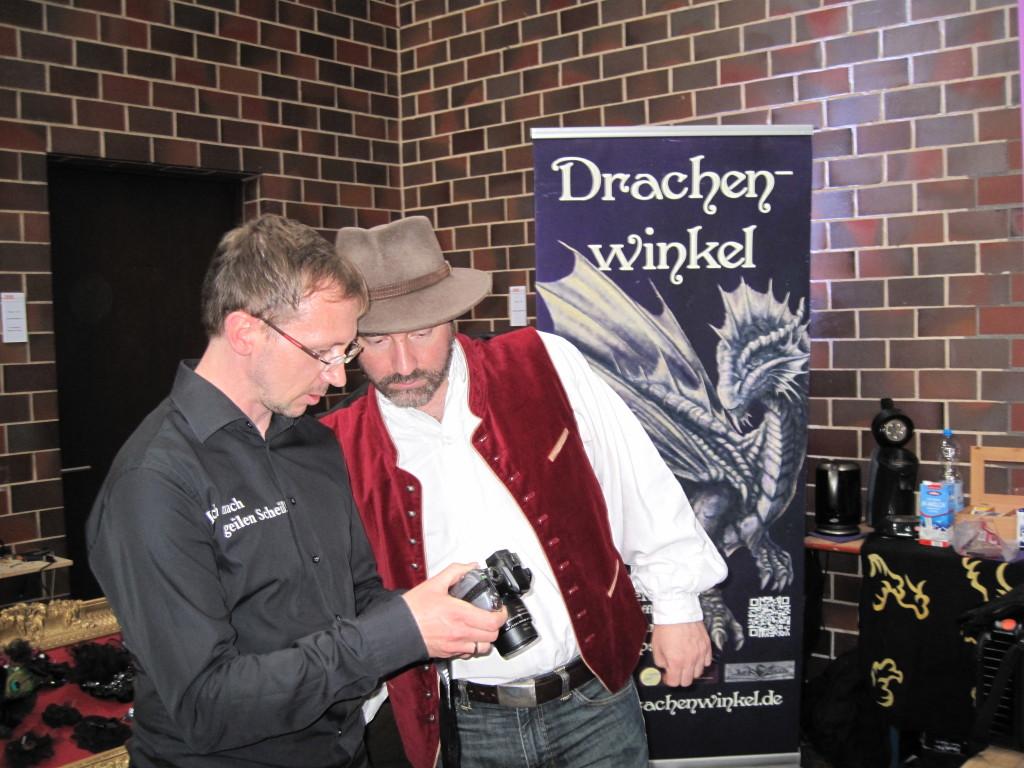 FaRK 2014 Tommy Krappweis und Ulrich Burger