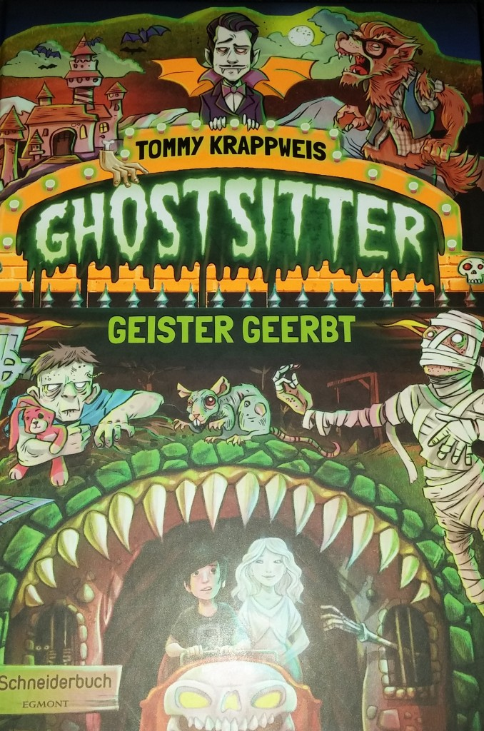 ghostsitter blog
